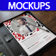 Multipurpose A4 Mockups - GraphicRiver Item for Sale