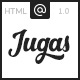 Jugas – stylish | freelancer | portfolio template