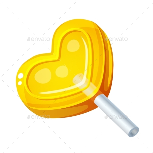 GraphicRiver Lollipop Symbol 10678163