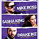 Artist Event Music Flyer - GraphicRiver Item for Sale