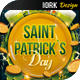 Saint Patrick`s Day Party flyer - GraphicRiver Item for Sale