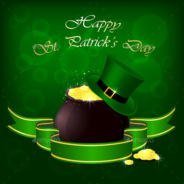 GraphicRiver Saint Patricks Day 10678809