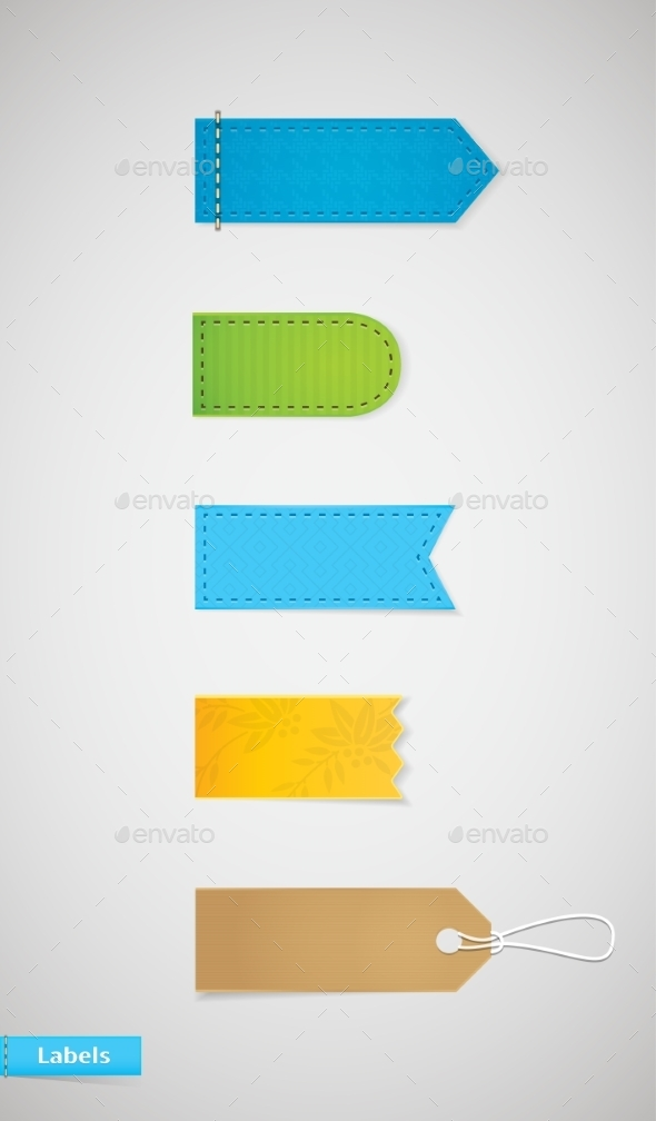 GraphicRiver Price Tags 10678866