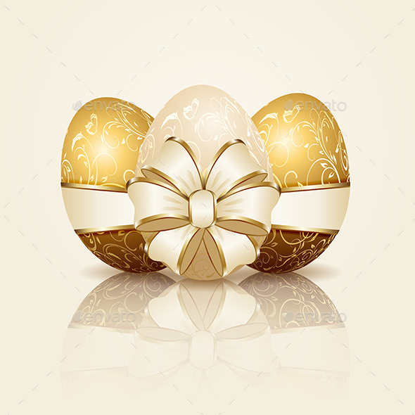 GraphicRiver Three Easter Eggs 10679100
