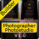 Photographer - Responsive Email + Builder Access