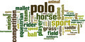 Polo Word Cloud Concept - PhotoDune Item for Sale