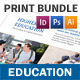 Education Print Bundle - GraphicRiver Item for Sale