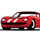 Muscle Car Logo - GraphicRiver Item for Sale