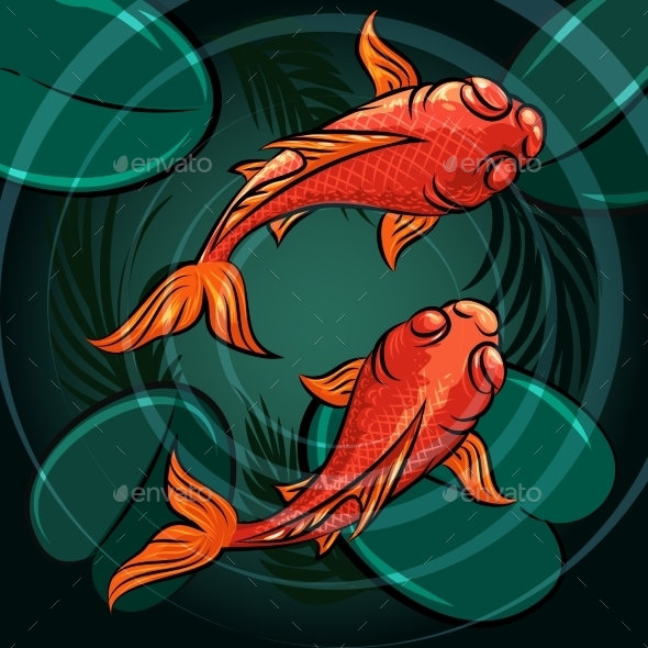 GraphicRiver The Fishes 10681078