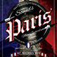 Sounds of Paris Flyer Template - GraphicRiver Item for Sale