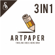 Artpaper - 3 In 1 Logo Templates - GraphicRiver Item for Sale