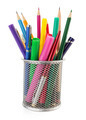 holder basket and pen with pencil - PhotoDune Item for Sale