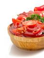 tomato sauce isolated on white - PhotoDune Item for Sale