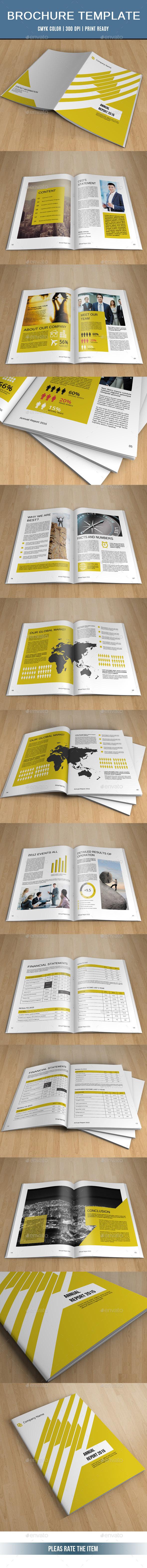 GraphicRiver Annual Report Brochure-V220 10682938