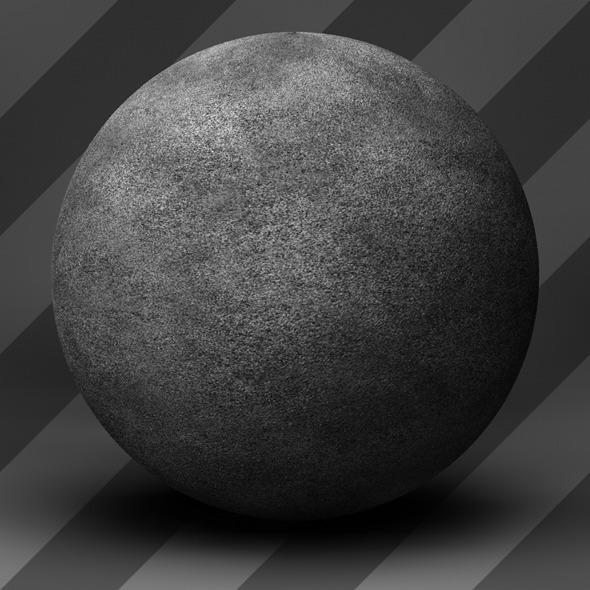 Asphalt Shader_036 - 3DOcean Item for Sale