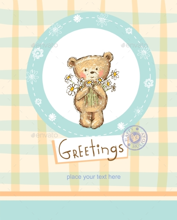 GraphicRiver Greeting Card 10683240