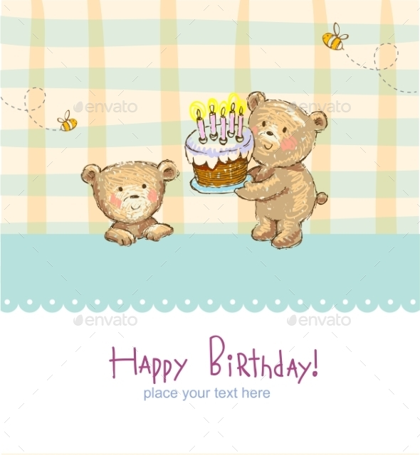 GraphicRiver Birthday Greetings 10683244