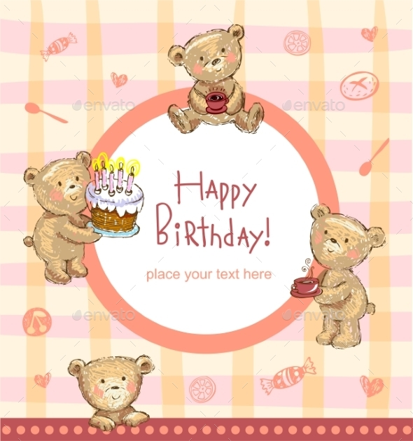 GraphicRiver Birthday Greetings 10683267