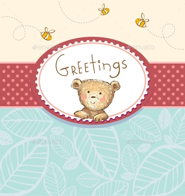 GraphicRiver Greeting Card 10683293