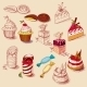 Pastry Bakery  - GraphicRiver Item for Sale