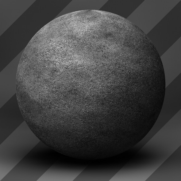 Asphalt Shader_038 - 3DOcean Item for Sale