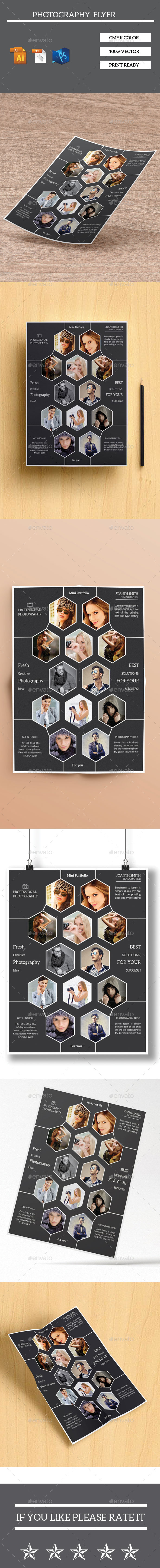 GraphicRiver Portfolio Photography For Flyer 10612980