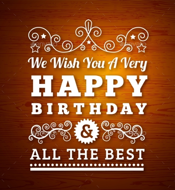 GraphicRiver Birthday Greetings 10683767