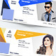 Angle Style Facebook Timeline Cover - GraphicRiver Item for Sale