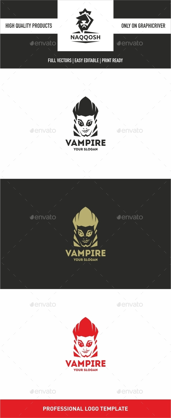 GraphicRiver Vampire 10684266