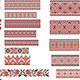Patterns for Embroidery Stitch - GraphicRiver Item for Sale