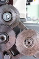Gear wheels closeup - PhotoDune Item for Sale