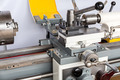 Lathe in a machine shop - PhotoDune Item for Sale