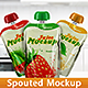 Spouted Juice Mockup - GraphicRiver Item for Sale