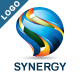 Synergy - 3D Letter S - GraphicRiver Item for Sale
