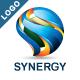 Synergy - 3D Letter S
