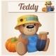 Teddy Bear the Gardener - GraphicRiver Item for Sale