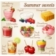 Summer Sweets.  - GraphicRiver Item for Sale