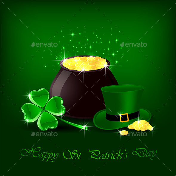 GraphicRiver Saint Patricks Day 10686195