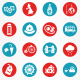 London Icons Circle - GraphicRiver Item for Sale