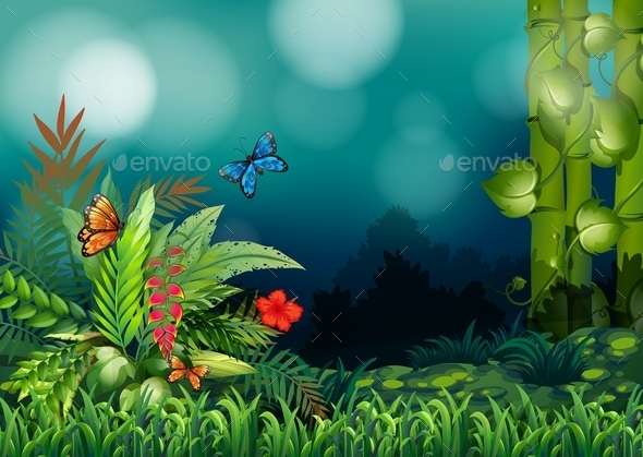 GraphicRiver Garden 10688404