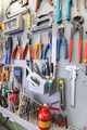 Assorted work tools - PhotoDune Item for Sale
