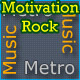 Motivation Rock - AudioJungle Item for Sale