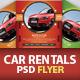 Car Rentals Business Flyer - GraphicRiver Item for Sale