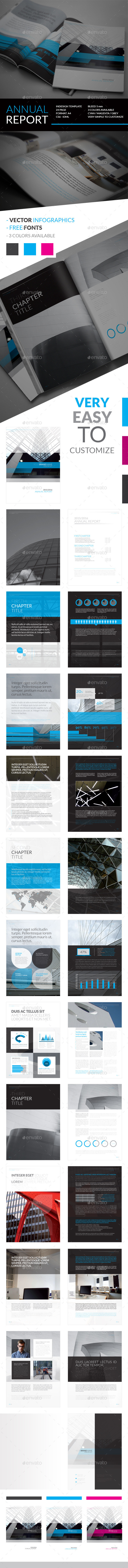 GraphicRiver Annual Report Corporate 10691102