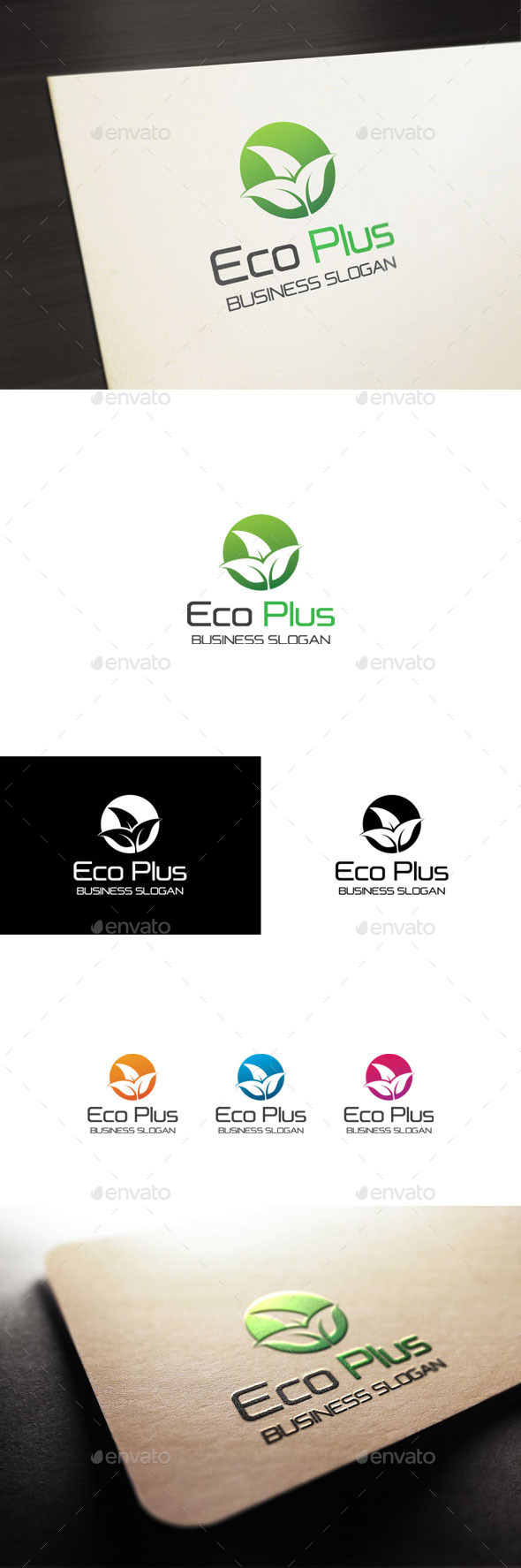 GraphicRiver Eco Plus 10691215