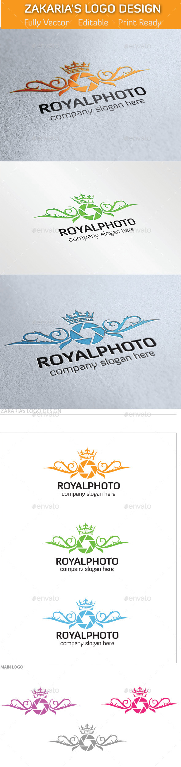 GraphicRiver Royal Photography Studio 10691875