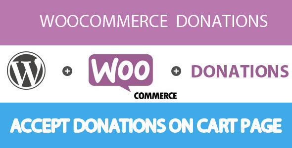 Woocommerce Donation plugin - CodeCanyon Item for Sale