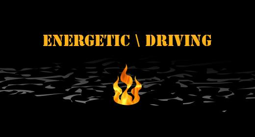 Energetic Driving
