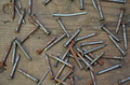 Old rusty nails - PhotoDune Item for Sale