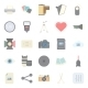 Photo Equipment Icons - GraphicRiver Item for Sale